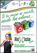 campaña reciclaje